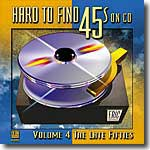 Hard To Find 45s On CD Volume 4: The Late Fifties