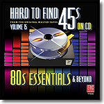 Hard to Find 45s On CD Volume 15: 80s Essentials & Beyond