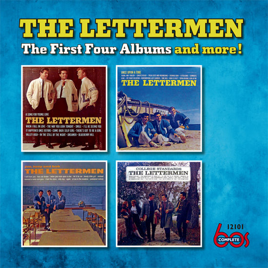 Lettermen - First Four Albums And More!